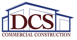 Dave's Commercial Construction Logo